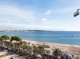 Violet, bord de mer, hotel near Palais des Festivals et des Congrès, Cannes