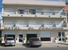 Hotel El Pescador, hotel en Mar de Ajó