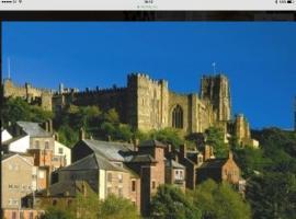 Luxurious Apartment in Durham City, hotel near Durham Cathedral, Durham