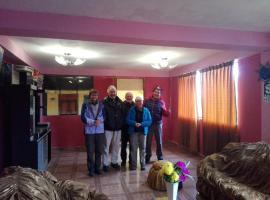 Chinchero Hospedaje Caviedes, hotel in Chincheros