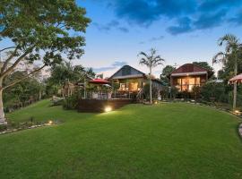 Jetavana Grove, vacation home in Eudlo