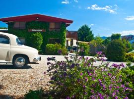 Alpenhorn Holiday Units, hotel in Mount Beauty