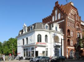 Hotel Excellent, hotel i Lübeck