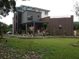 甲蟲森林民宿 ,礁溪鄉的度假住所