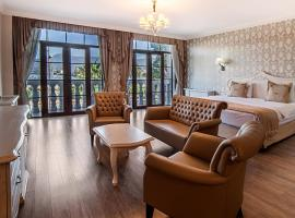 The Admiral Hotel, отель в Батуми