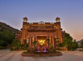 Marugarh Resort and Spa, accessible hotel in Jodhpur