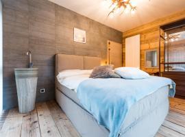 WOO® Loft Resort, apartment in Fiesch