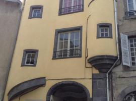 La Caravelle, hotel in Riom