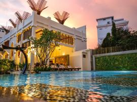 The Night Hotel, hotel in Siem Reap