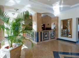 Отель Сибирь, отель в Барнауле