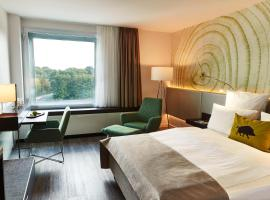 Steigenberger Airport Hotel Frankfurt, hotel near Sportpark Alicestraße, Frankfurt/Main