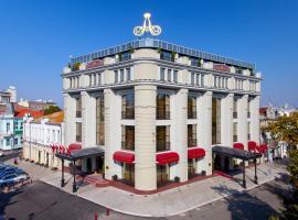 Aleksandrovski Grand Hotel, отель во Владикавказе