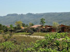 Pousada Encantos do Cerrado, pet-friendly hotel in Delfinópolis