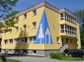 Eduard-Heinrich-Haus, Hostel, Hostel in Salzburg