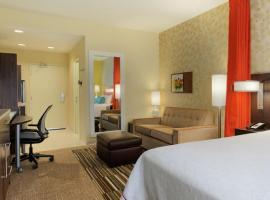 Home2 Suites By Hilton Indianapolis Greenwood, hotel near Lucas Oil Stadium, Indianapolis