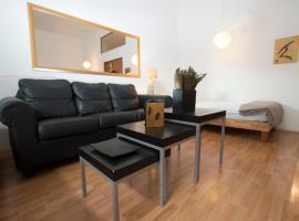 a-domo Apartments Mülheim - Moderne Apartments und Lofts, apartment in Mülheim an der Ruhr