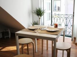 VDS Guesthouse Cosy Apartment in City Center, hotel near Lisbon Botanical Garden, Lisbon