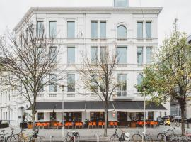Hotel Pilar, hotel in Antwerp
