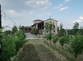 Agriturismo Ca' Preda, hotel near Parco delle Fiabe, San Giorgio Piacentino