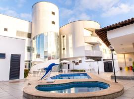Costa Atlantico Hotel, spa hotel in São Luís