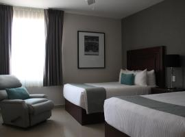 Hotel Suites Mexico Plaza Campestre, hotel in León