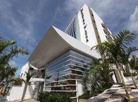 Hotel D'Luca, hotel near Mother Bonifacia Park, Cuiabá