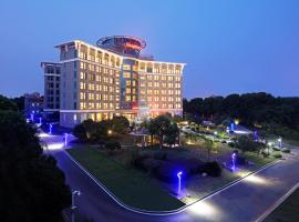 Hampton By Hilton Wuhan Tianhe Airport East, hotel in Wuhan
