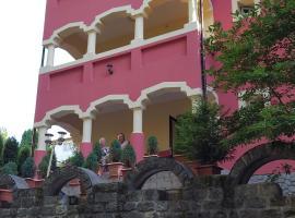 Rosa Villa, pensiune din Băile Olăneşti