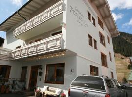 Hotel Fortuna, hotel in Ischgl