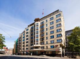 Thon Hotel Slottsparken, hotel in Oslo