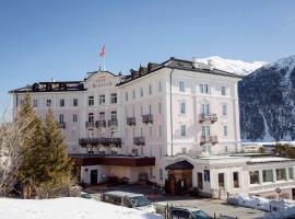 Hotel Bernina 1865, Hotel in Samedan