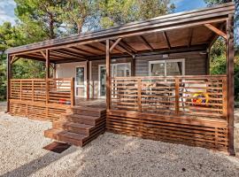 Campsite Porton Biondi Mobile Homes Mediteran, hotel v Rovinju