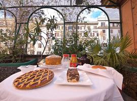 Hotel Carmel, hotel en Trastevere, Roma