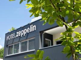 Hotel Zeppelin®, Hotel in Friedrichshafen