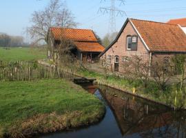De Lage polder, hotel near Woerden Station, Linschoten