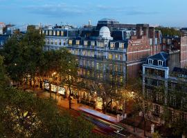 The Rembrandt, hotel near Royal Albert Hall, London