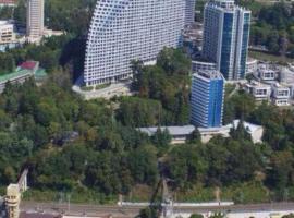 Acter Galaxy, отель в Сочи, рядом находится Дача Сталина