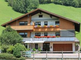 Rüf Wohlfühl-Apartments, hotel in Au im Bregenzerwald