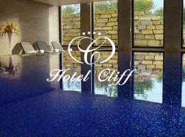 Hotel Cliff Belvedere, hotel in Izola