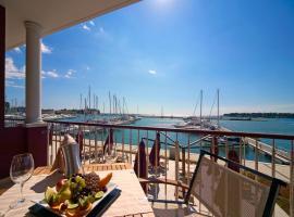 Hotel Nautica, hotel near Novigrad Bus Station, Novigrad Istria