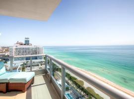 Churchill Suites Monte Carlo Miami Beach, apartment in Miami Beach