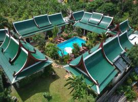 Baan Wanicha Bed and Breakfast Resort, hotel near Two Heroines Monument, Bang Tao Beach