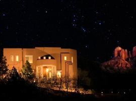 Sedona Cathedral Hideaway B&B & Spa, vacation rental in Sedona