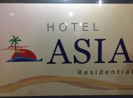 Hotel Asia, hotel in Cox's Bazar
