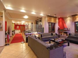 Boutique Hotel Parnassia, ξενοδοχείο στην Αράχωβα