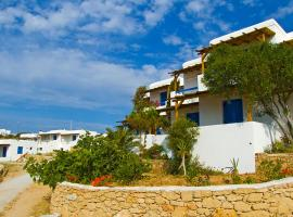 Anatoli Hotel, accommodation in Koufonisia