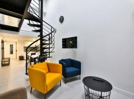 Le loft de Cathy 1, apartment in Honfleur
