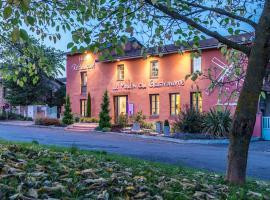Le Moulin du Gastronome、シャルネ・レ・マコンのホテル