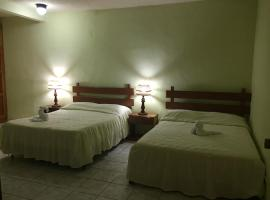 Nakum Hotel, hotel in Flores