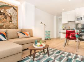 BNBHolder Luxury Apartment III PLAZA DE ESPAÑA, hotel cerca de Casa de Campo, Madrid